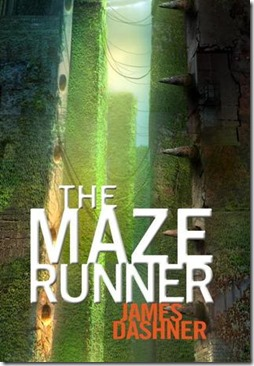 review-cover-the maze runner