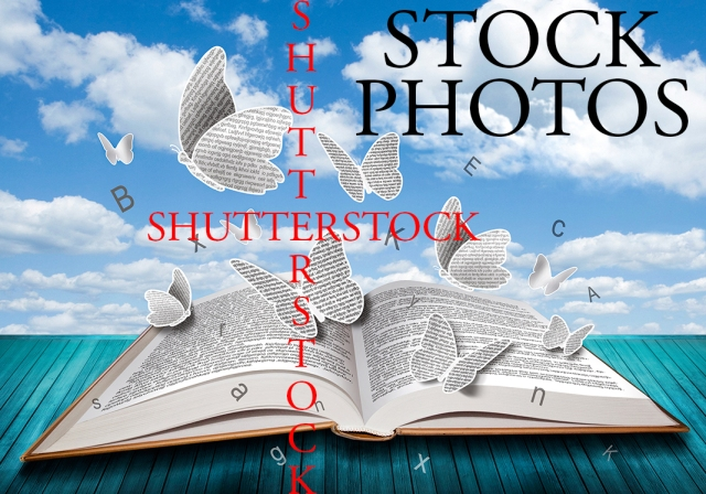 Background image licensed through Shutterstock.com