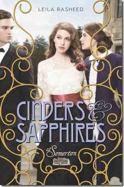 cover-review-cinders & sapphires
