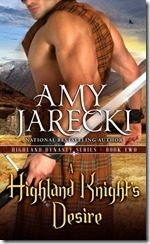 inthemail-a highland knight's desire-amy jarecki