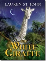 inthemail-the white giraffe-lauren st. john