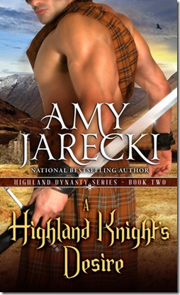 cover-review-a highland knight's desire