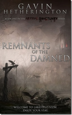 cover-review-remnants of the damned