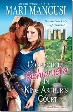 cover-review-a connecticut fashionista in king arthur's court