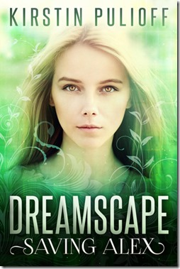 review-cover-dreamscape saving alex