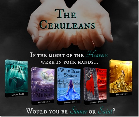 The Ceruleans series poster