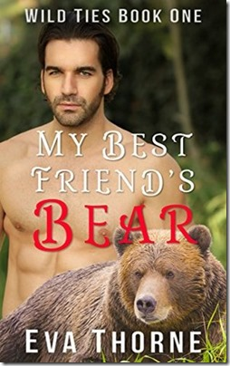 review-cover-my best friend's bear