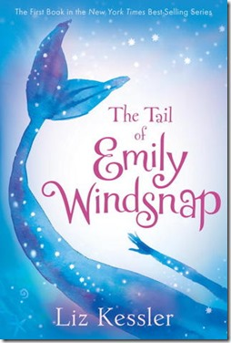 review-cover-the tail of emily windsnap
