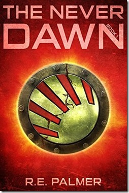 review-cover-the never dawn