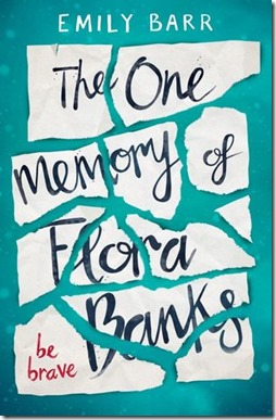 review-cover-the one memory of flora banks