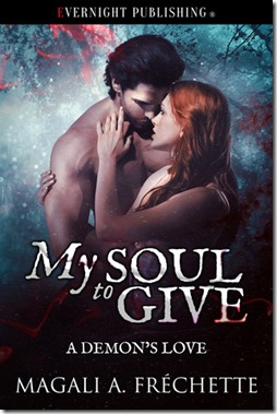 review-cover-my soul to give