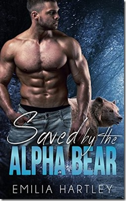 review-cover-saved by the alpha bear