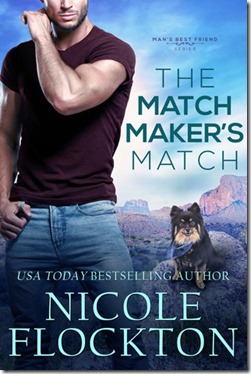 cover-the matchmaker's match