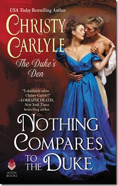 cover-nothing compares to the duke