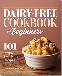 cover-dairy free cookbook for beginners
