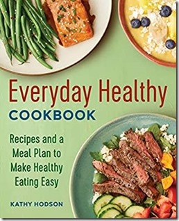 cover-everyday healthy cookbook