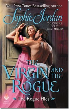 cover-the virgin and the rogue