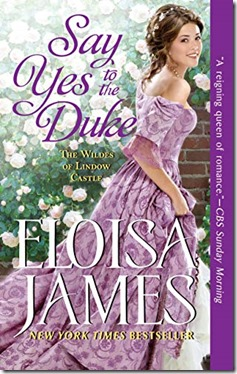 review-cover-say yes to the duke