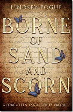 reviewcover-borne of sand and scorn
