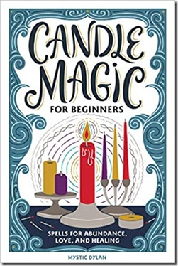 reviewcover-candle magic for beginners
