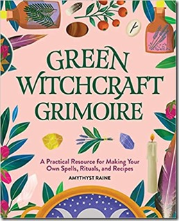 reviewcover - green witchcraft grimoire