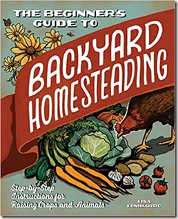 reviewcover-the beginner's guide to backyard homesteading