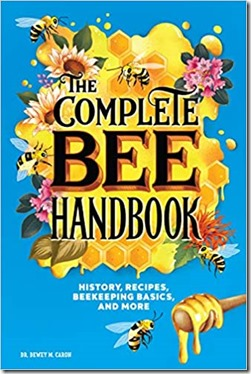 reviewcover - the complete bee handbook