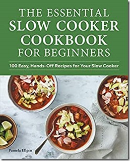 reviewcover-the essential slow cooker cookbook for beginners