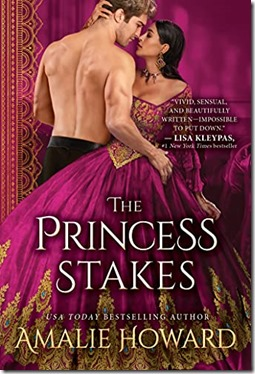 reviewcover- the princess stakes